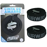 AIRWAY C/TRABA 2,5 MTS JGO 2